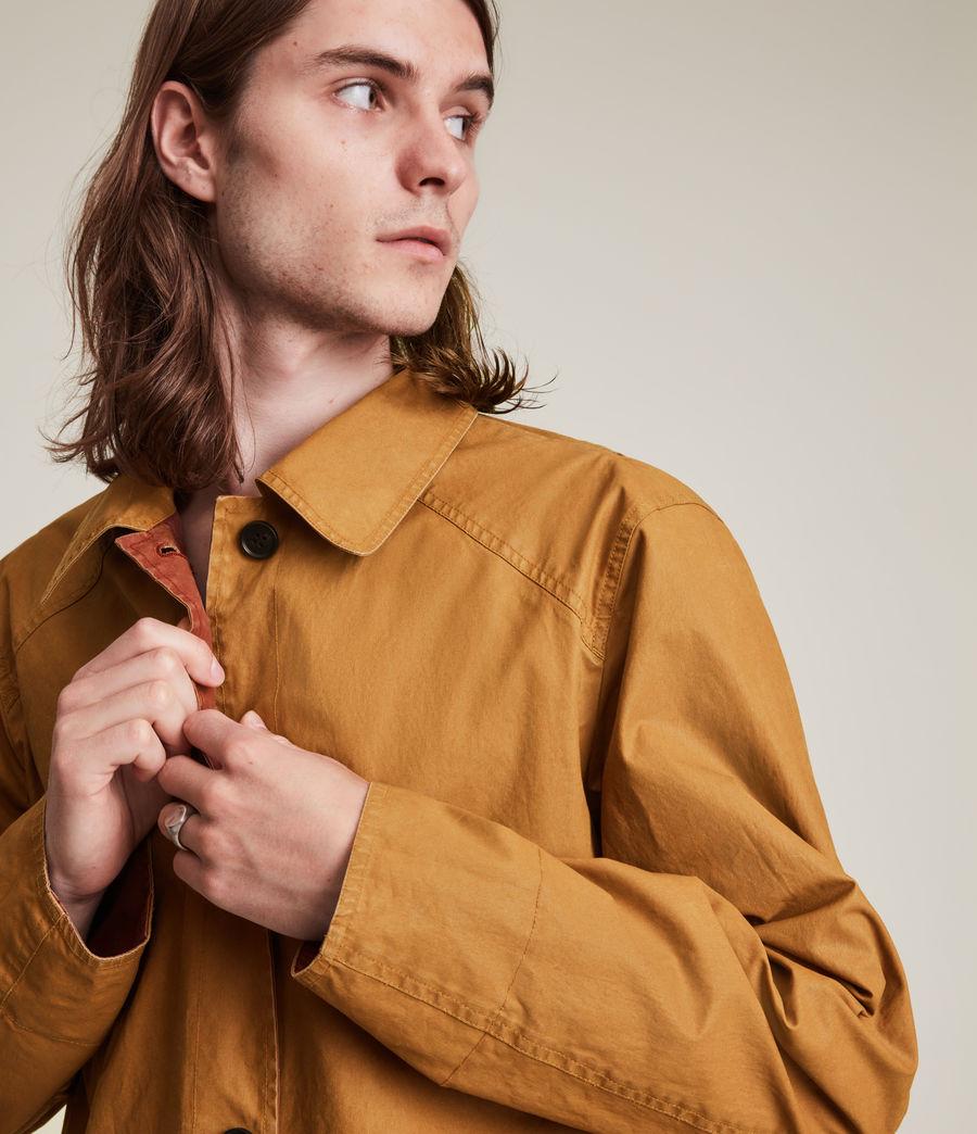 Herren Mike Reversible Jacket (red_tobacco) - Image 4
