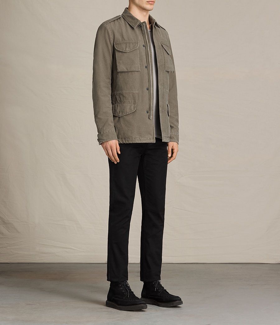 Men's Pearce Jacket (khaki_green) - Image 3