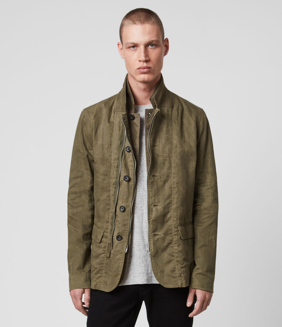 Men's Brimley Blazer (dusty_green) - Image 1