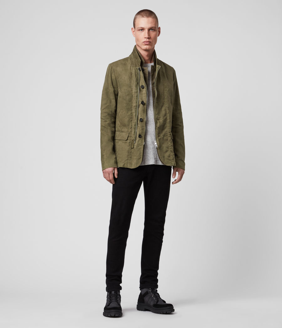 Men's Brimley Blazer (dusty_green) - Image 3