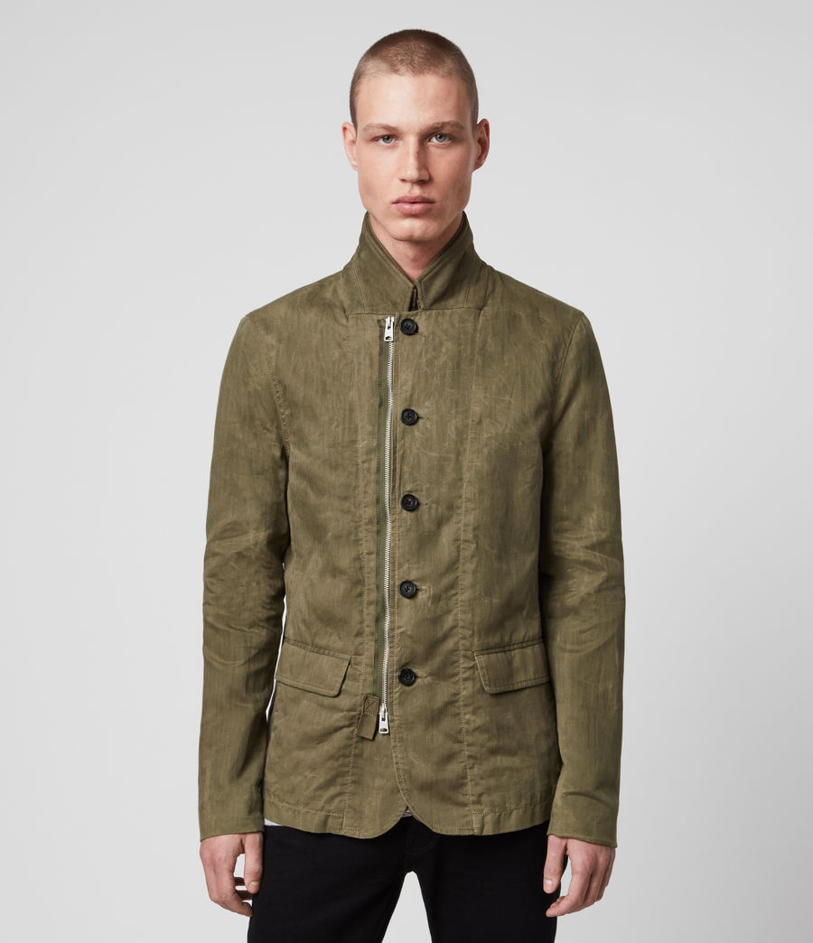 Men's Brimley Blazer (dusty_green) - Image 4