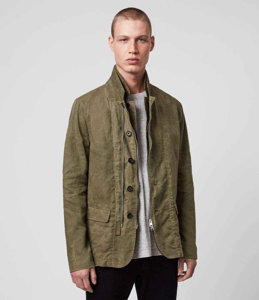 Men's Brimley Blazer (dusty_green) - Image 6