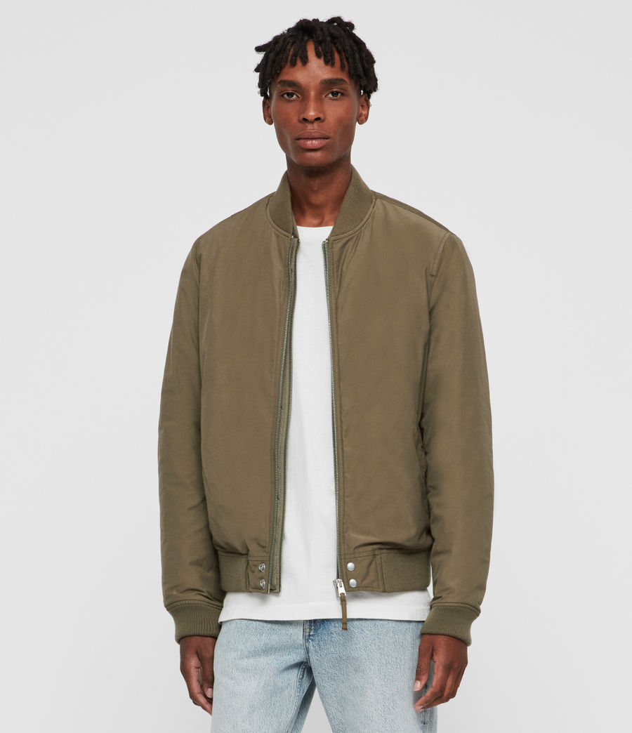 Men's Farrier Bomber Jacket (field_beech_green) - Image 1