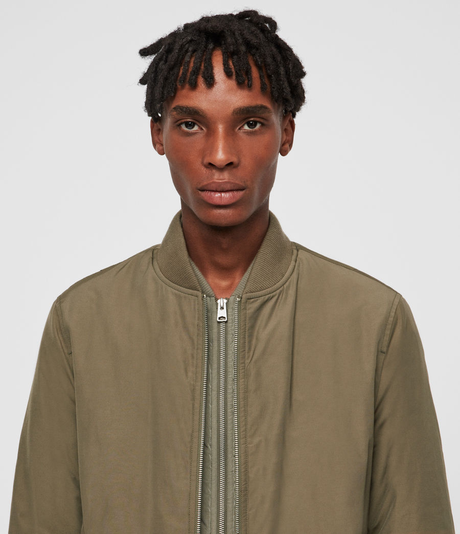Men's Farrier Bomber Jacket (field_beech_green) - Image 2