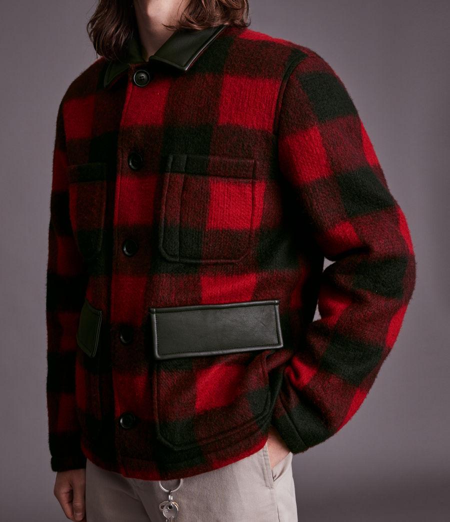 Mens Ans Jacket (red_buffalo) - Image 2