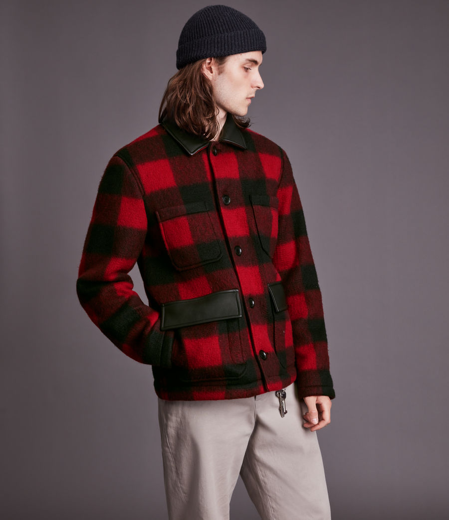 Mens Ans Jacket (red_buffalo) - Image 4