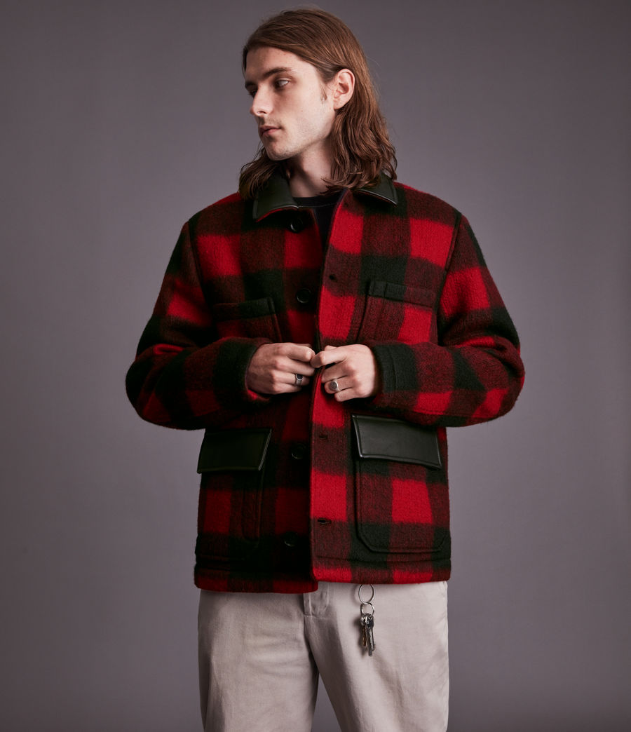 Mens Ans Jacket (red_buffalo) - Image 5