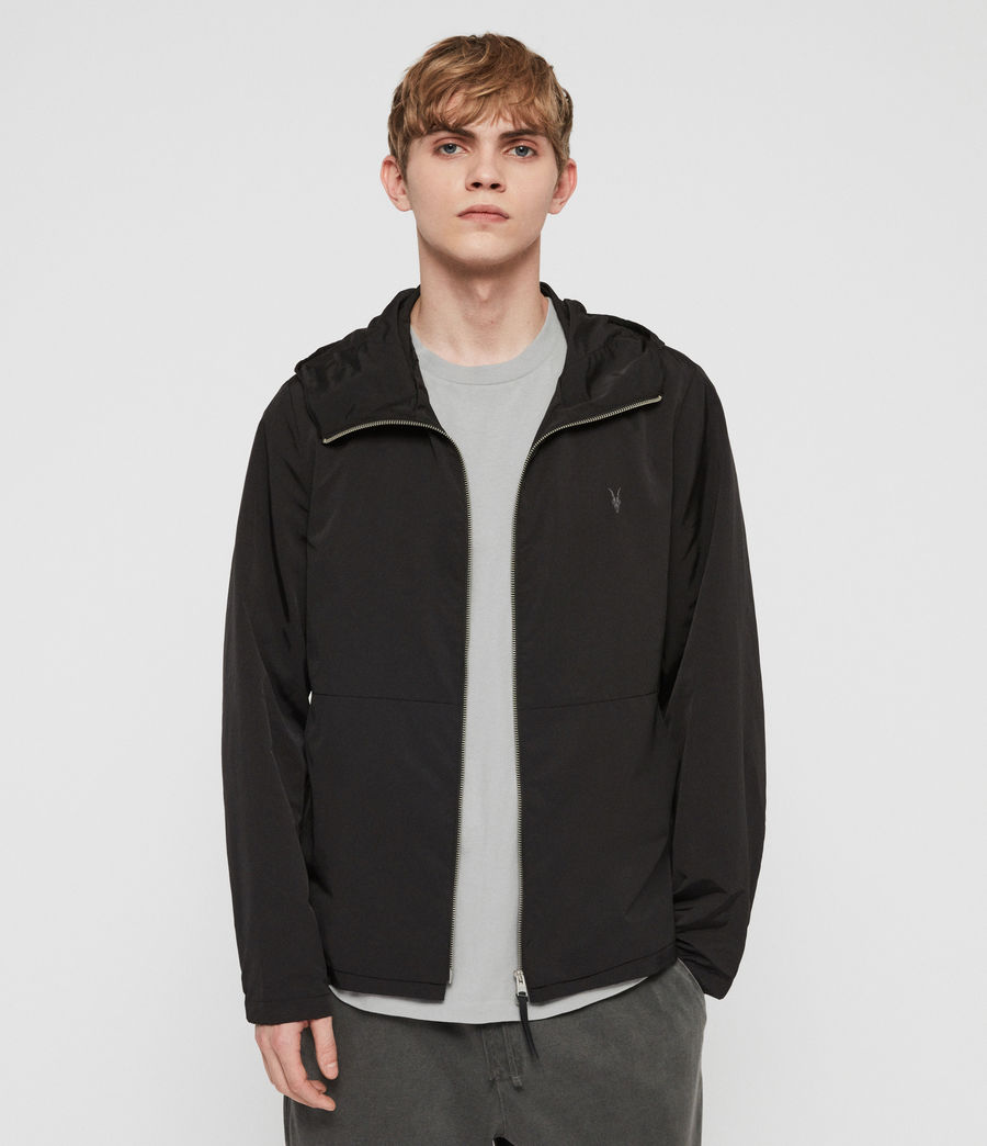 Mens Darley Jacket (black) - Image 1