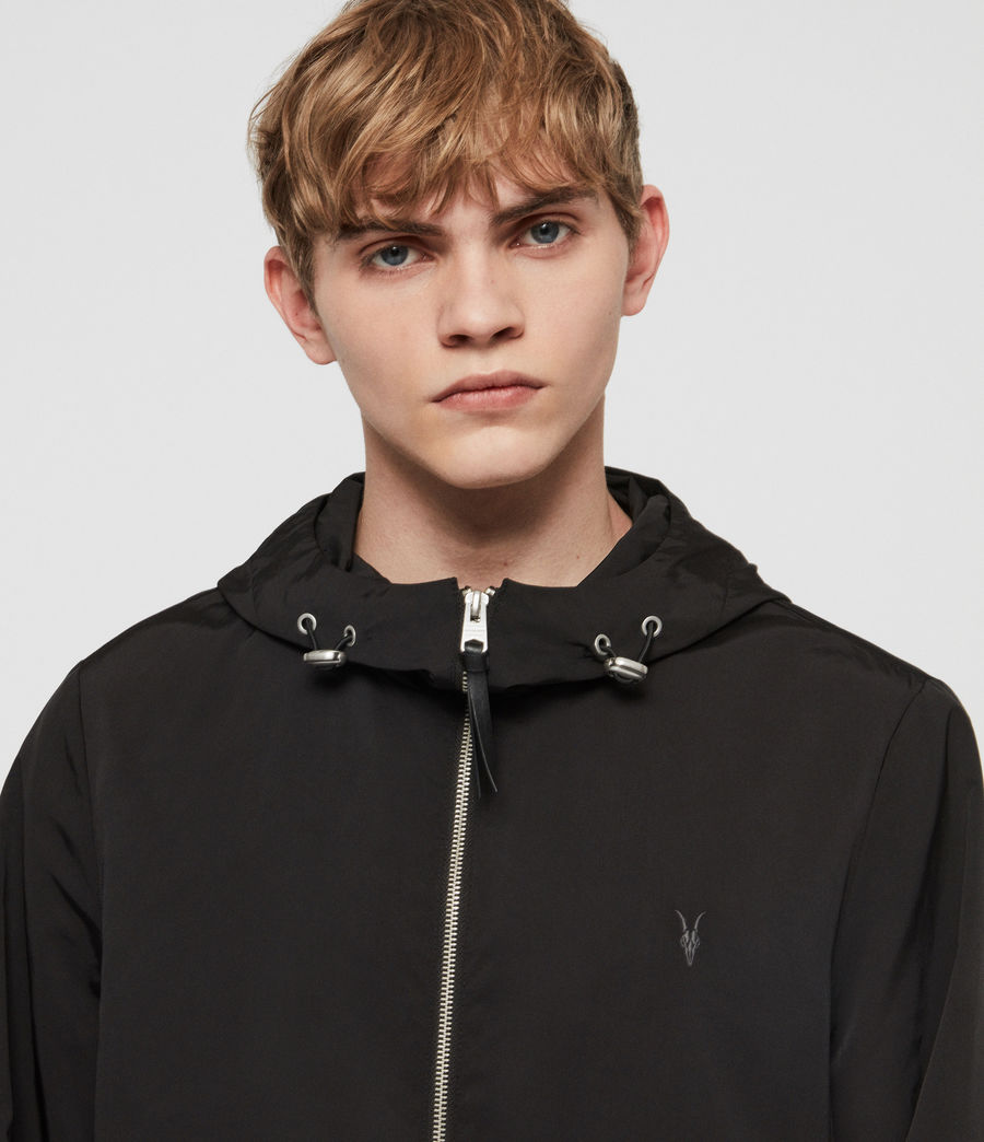 Mens Darley Jacket (black) - Image 2