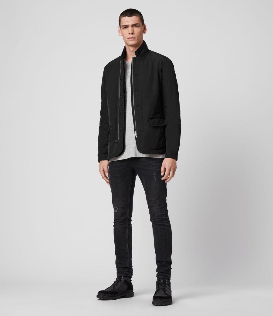 Men's Lombard Blazer (black) - Image 1