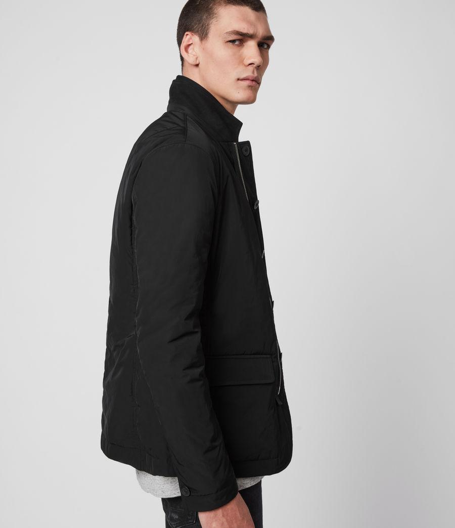 Men's Lombard Blazer (black) - Image 2