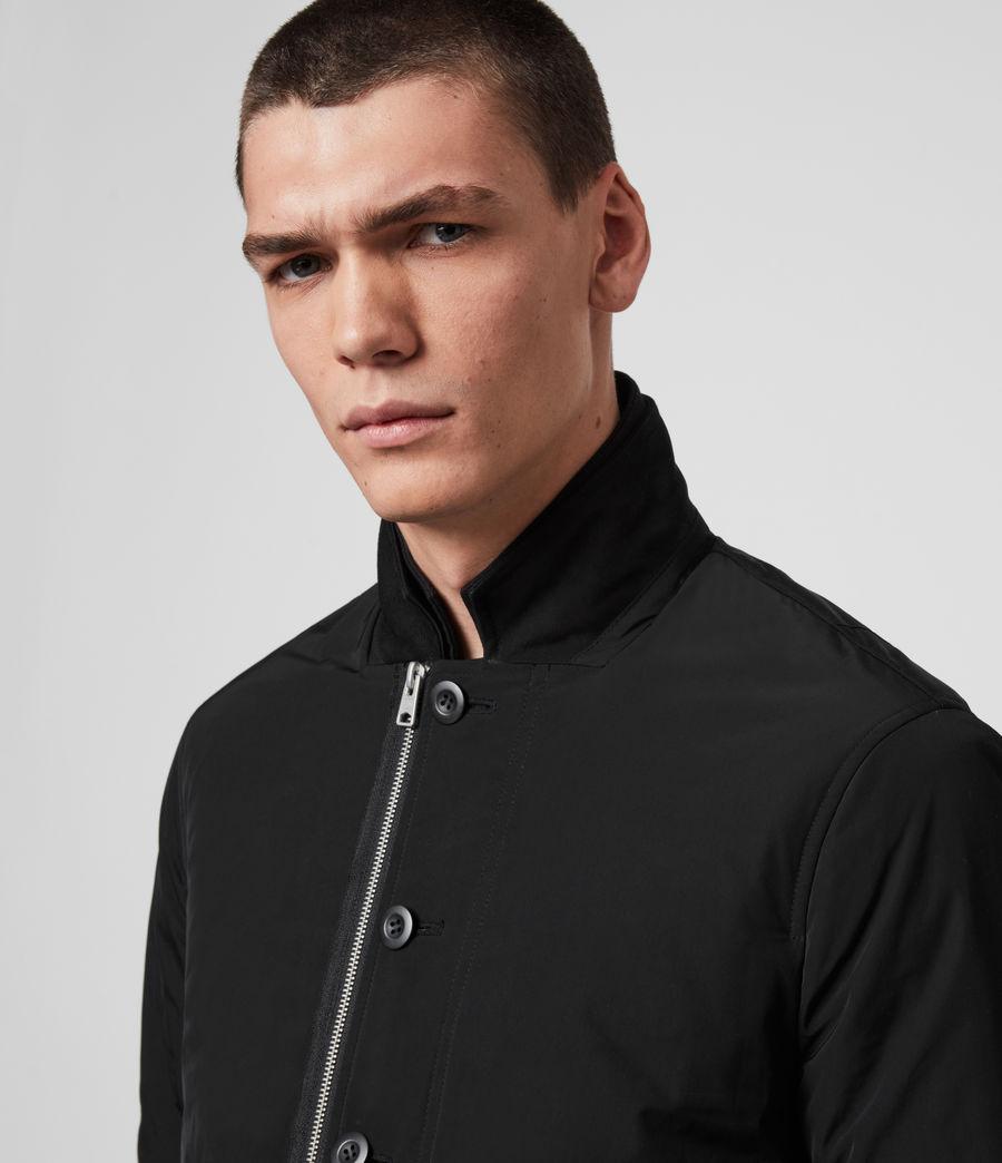 Men's Lombard Blazer (black) - Image 3
