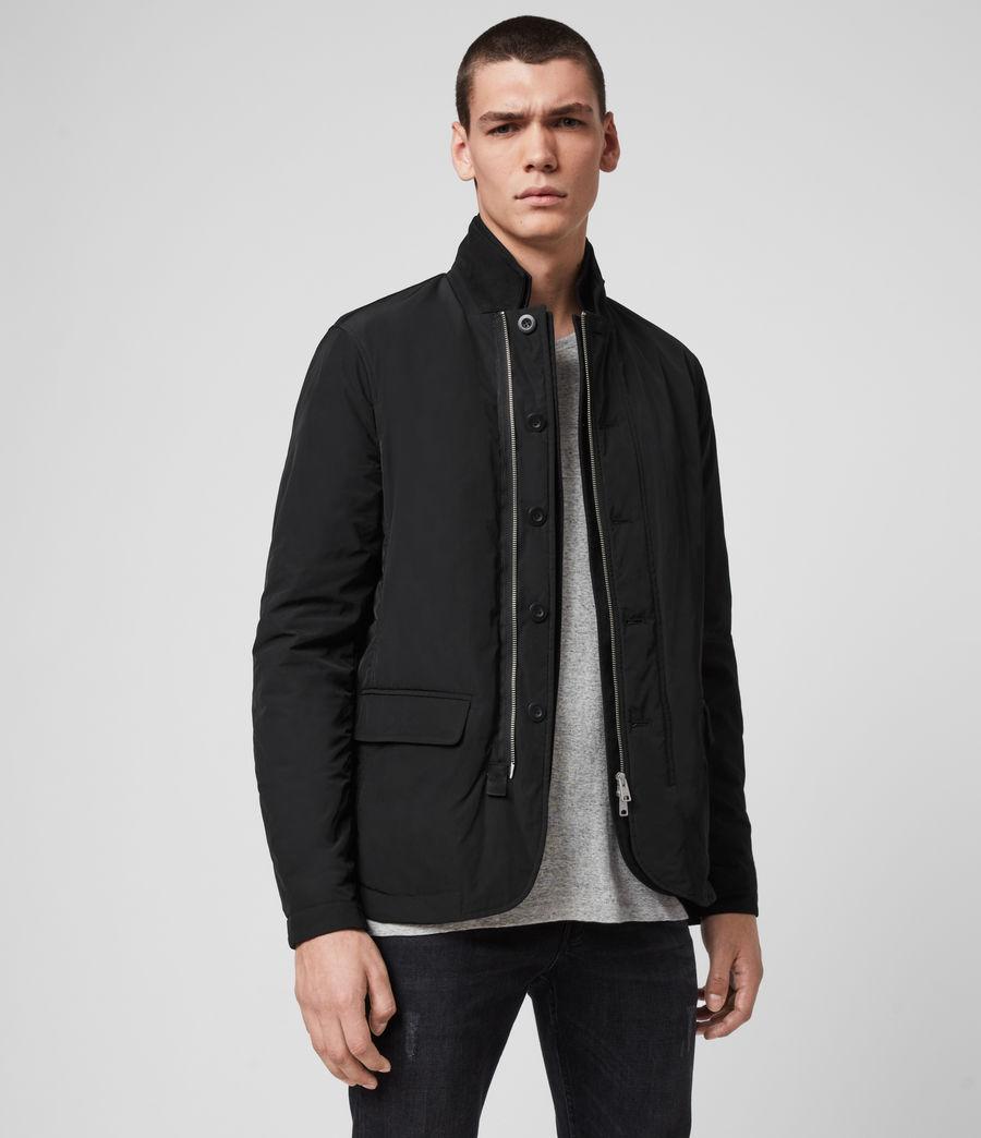 Men's Lombard Blazer (black) - Image 4