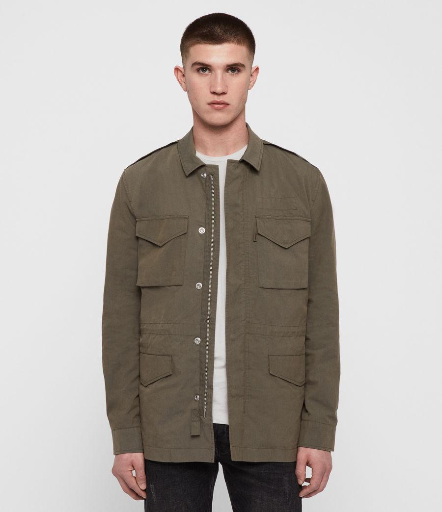 Mens Logan Jacket (khaki_brown) - Image 1