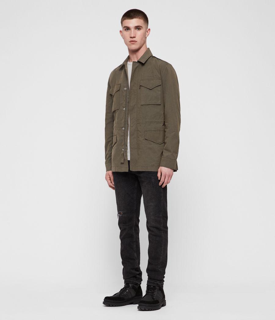 Mens Logan Jacket (khaki_brown) - Image 3