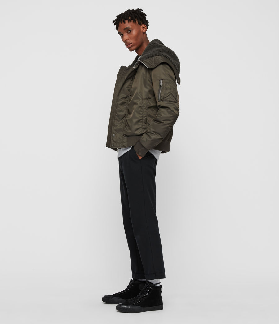 Men's Lowdes Jacket (khaki_brown) - Image 1