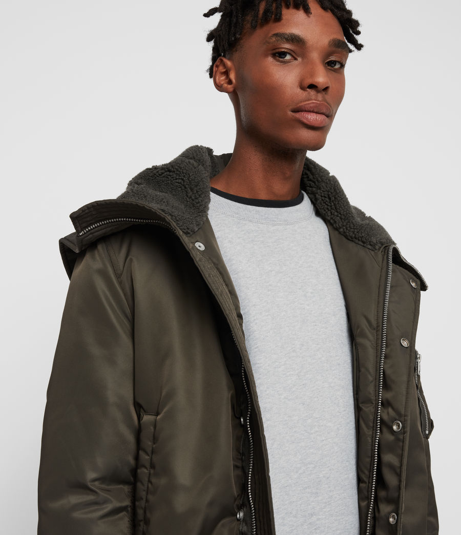 Mens Lowdes Jacket (khaki_brown) - Image 5