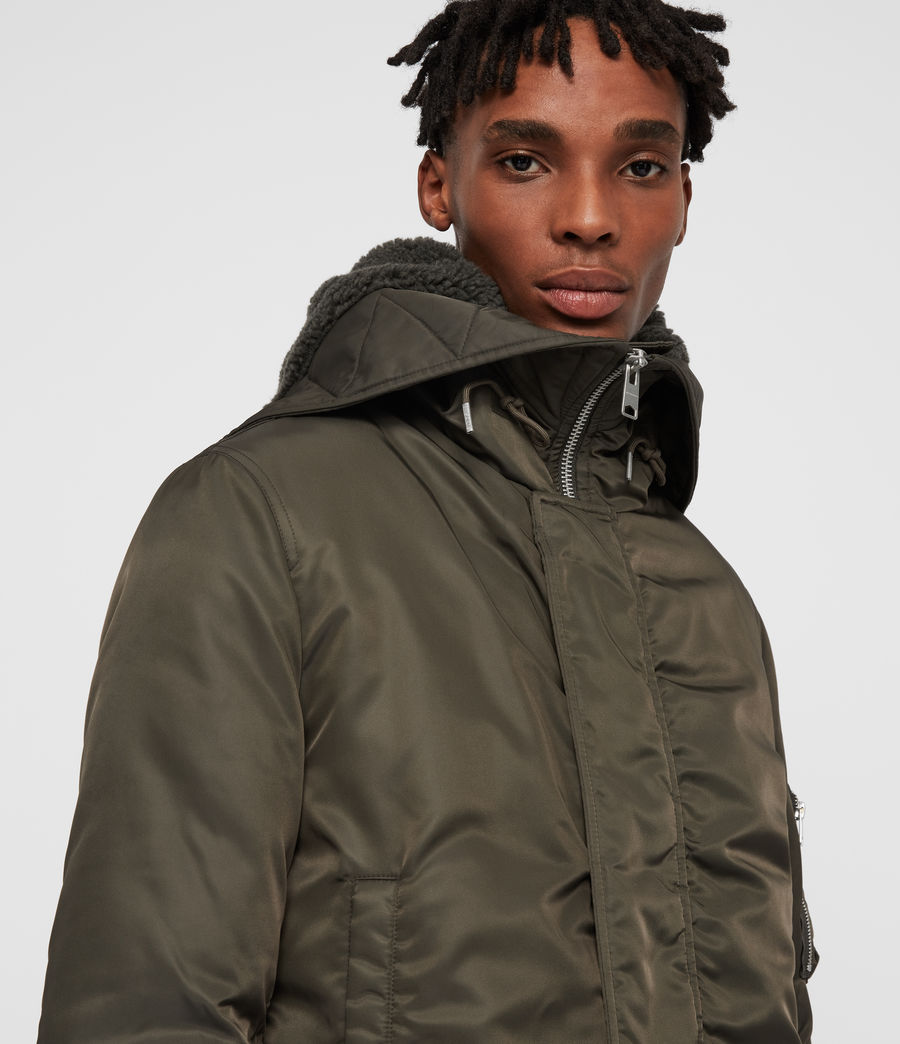 Men's Lowdes Jacket (khaki_brown) - Image 7