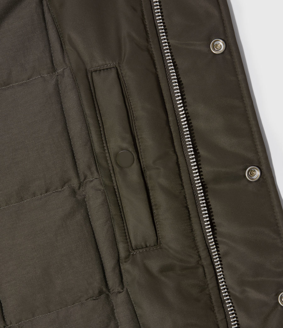 Mens Lowdes Jacket (khaki_brown) - Image 9