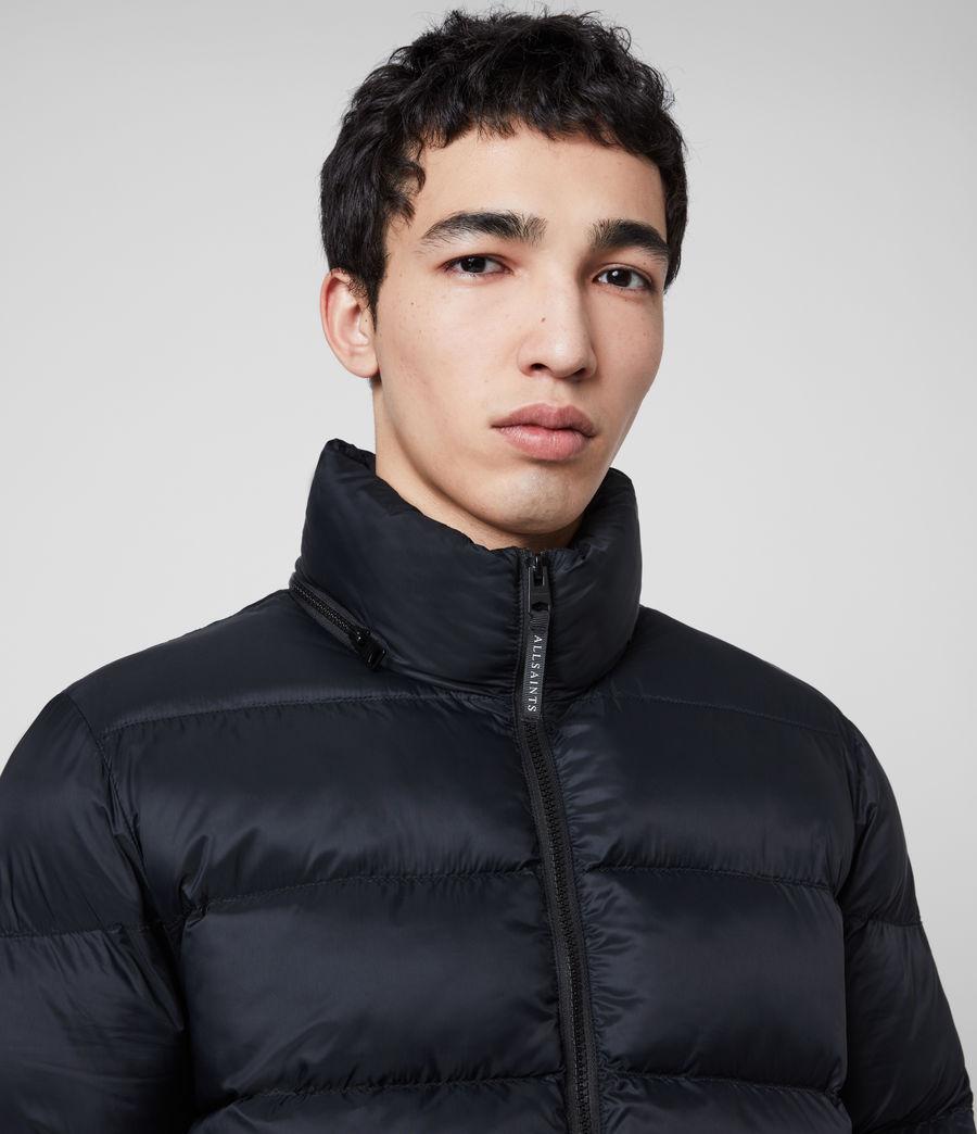 Mens Bramham Puffer Jacket (dark_ink) - Image 2