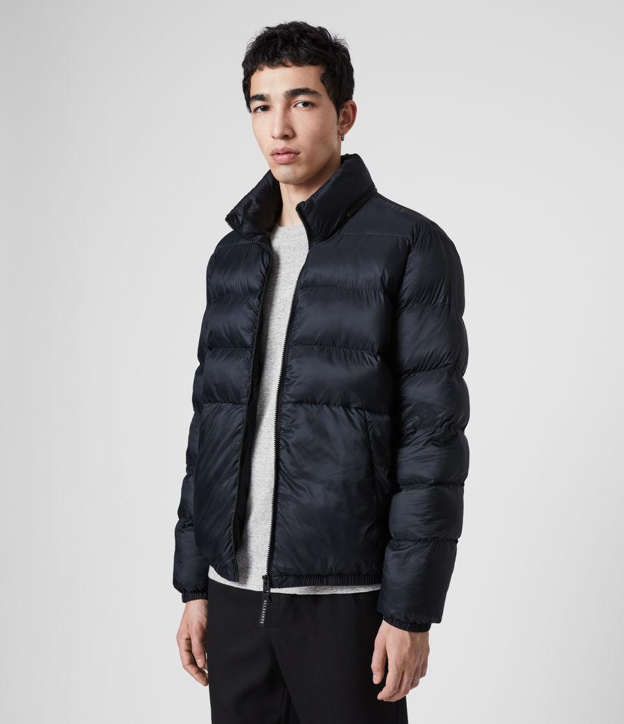 Mens Bramham Puffer Jacket (dark_ink) - Image 4