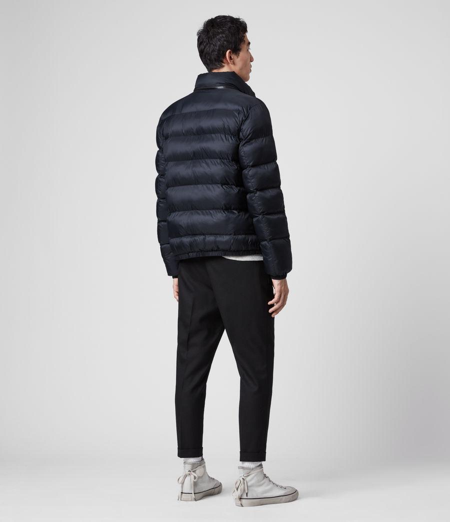 Mens Bramham Puffer Jacket (dark_ink) - Image 6