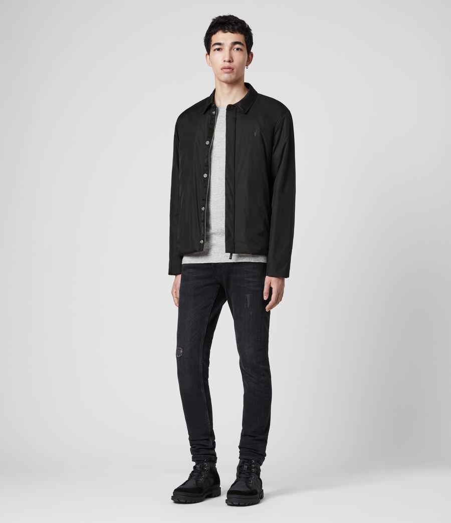 Mens Drenon Jacket (black) - Image 3