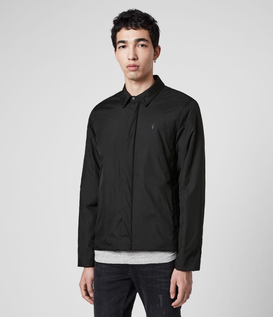 Mens Drenon Jacket (black) - Image 4