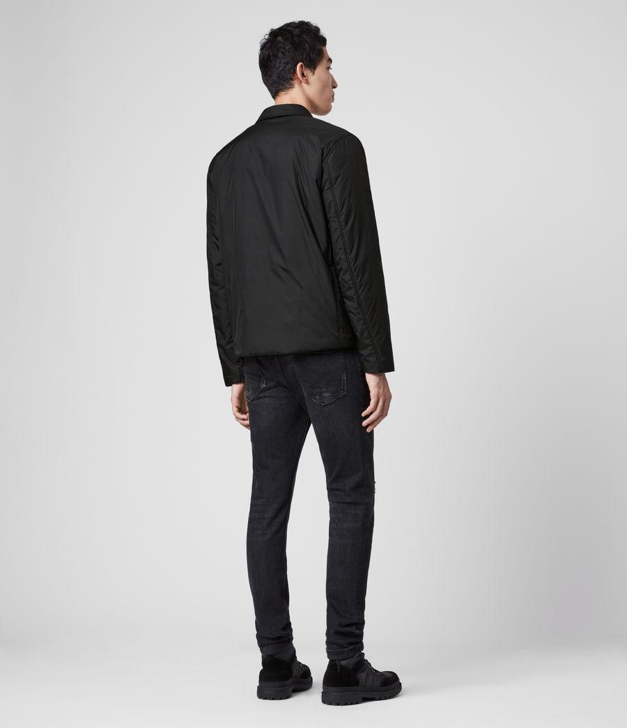 Mens Drenon Jacket (black) - Image 7