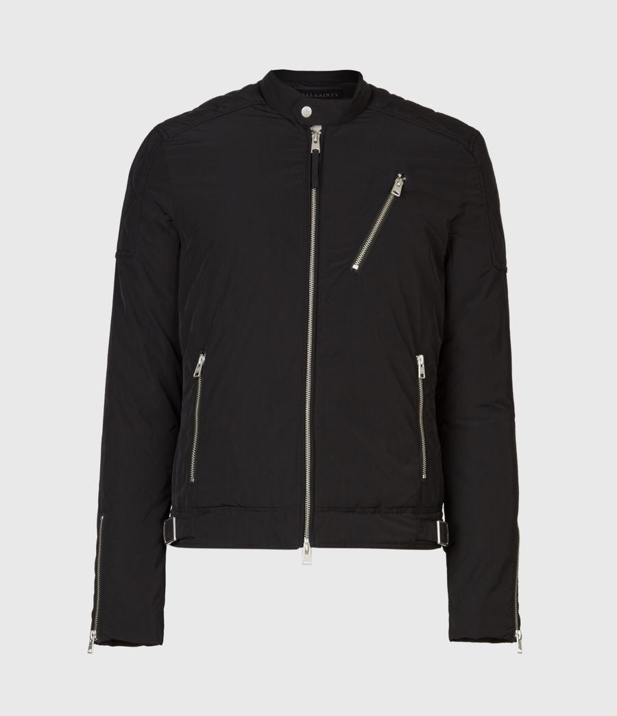 Mens Furtia Jacket (black) - Image 2