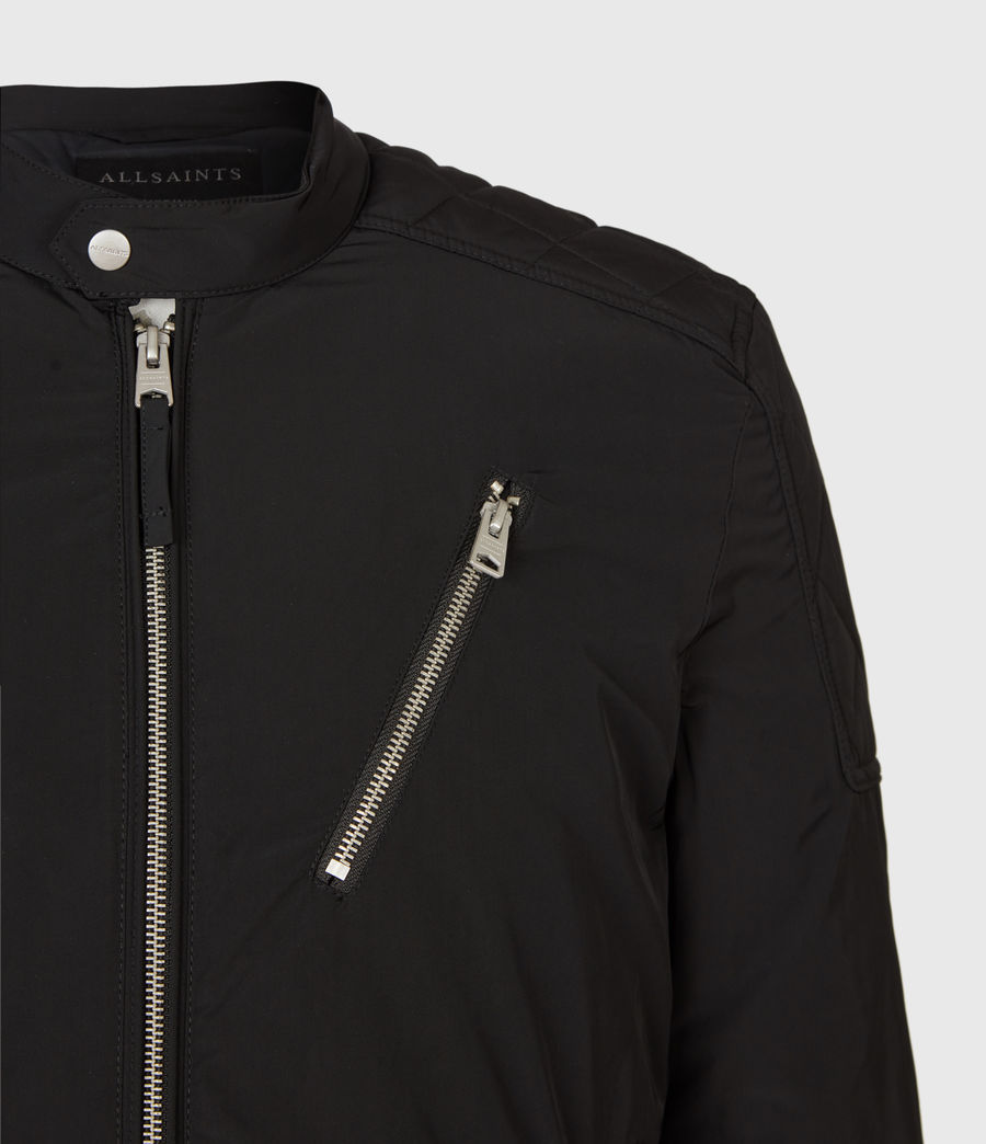 Mens Furtia Jacket (black) - Image 4