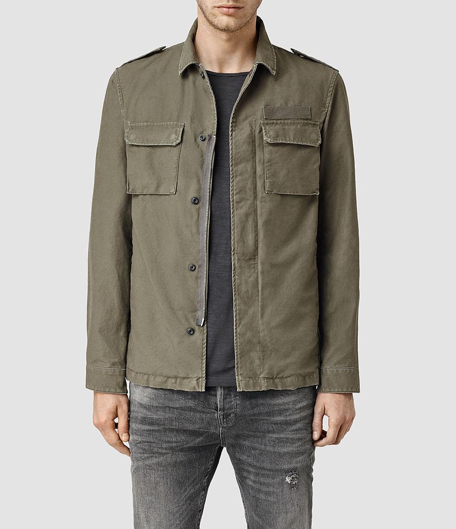 Hombres Ajax Jacket (khaki_green) - Image 1