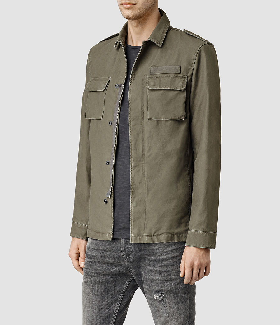 Hombres Ajax Jacket (khaki_green) - Image 2