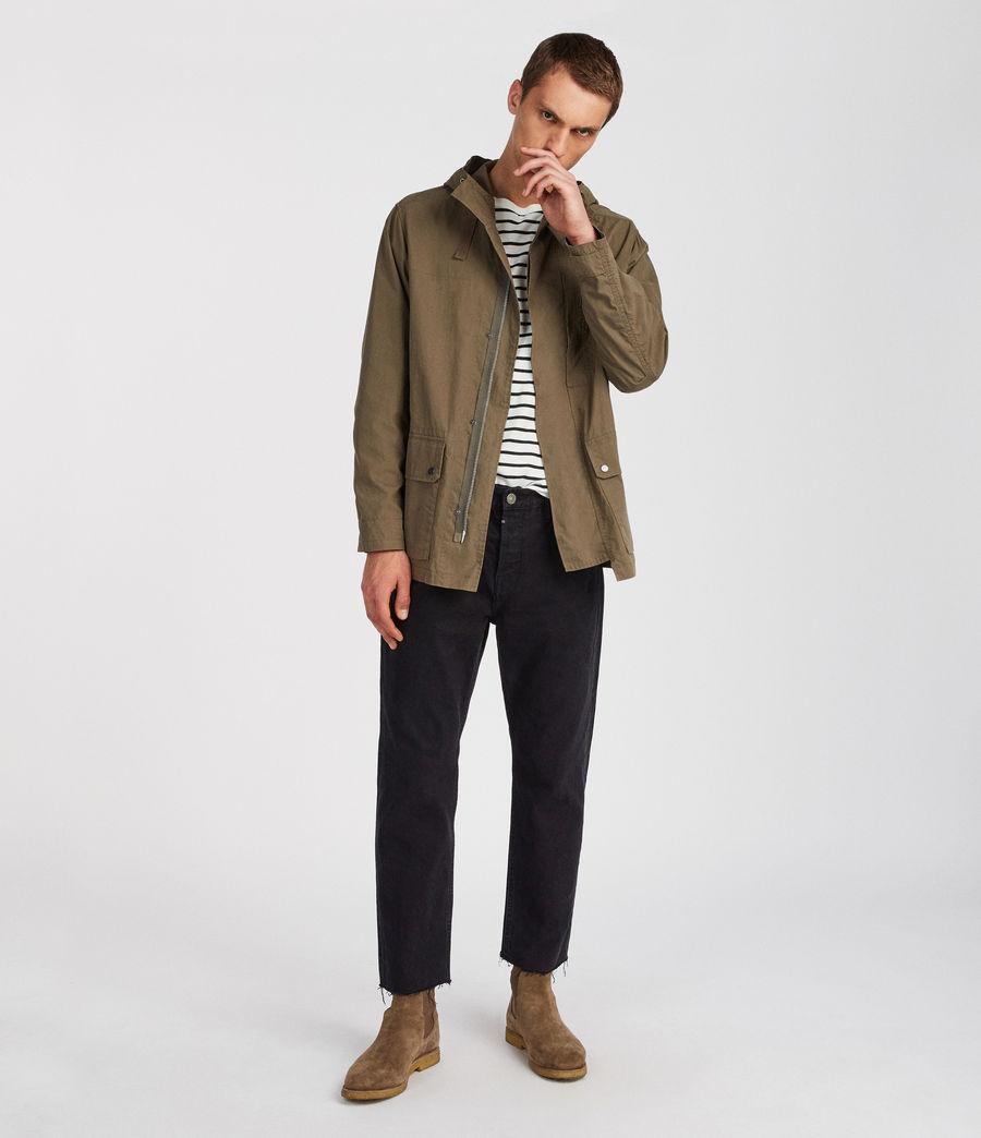 Men's Umaro Jacket (khaki_green) - Image 2