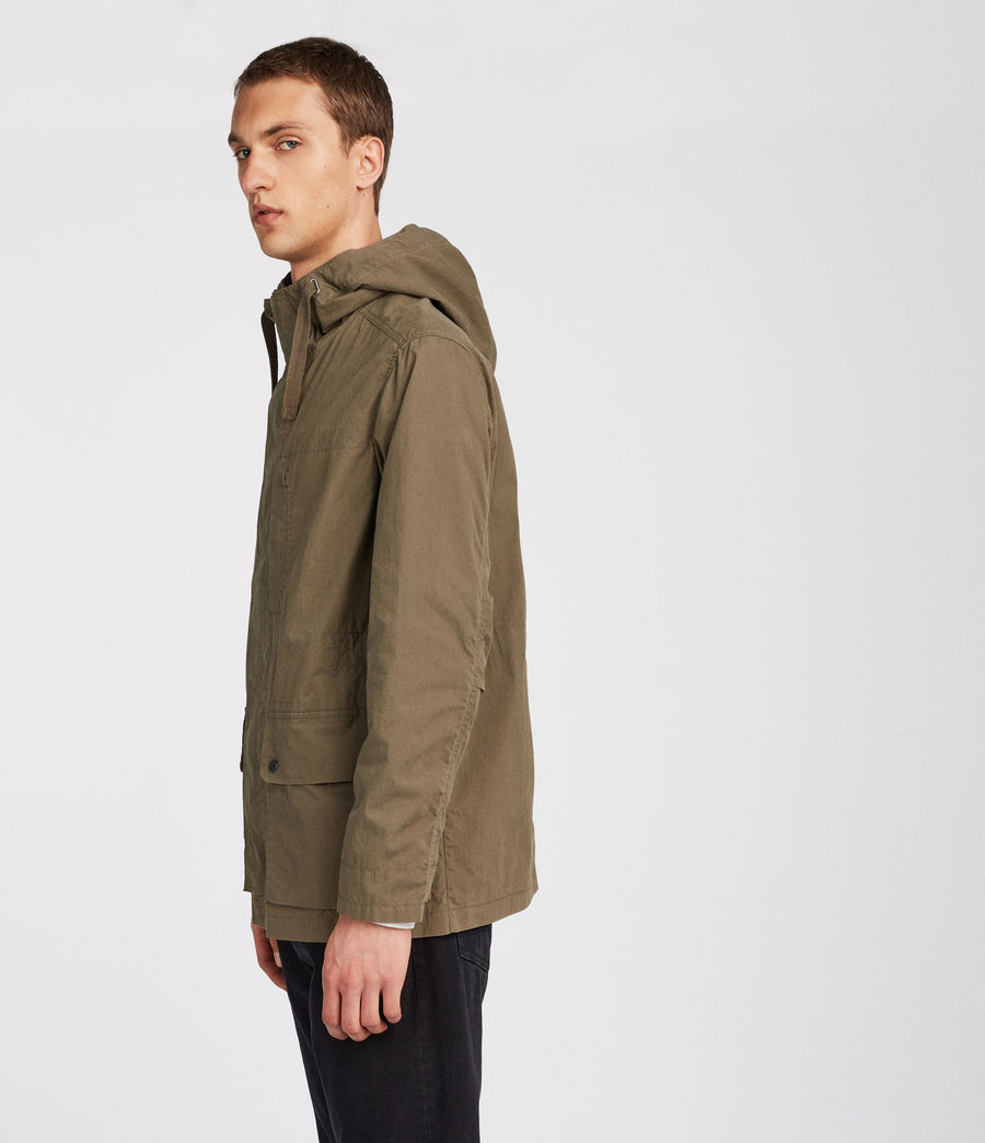 Mens Umaro Jacket (khaki_green) - Image 3