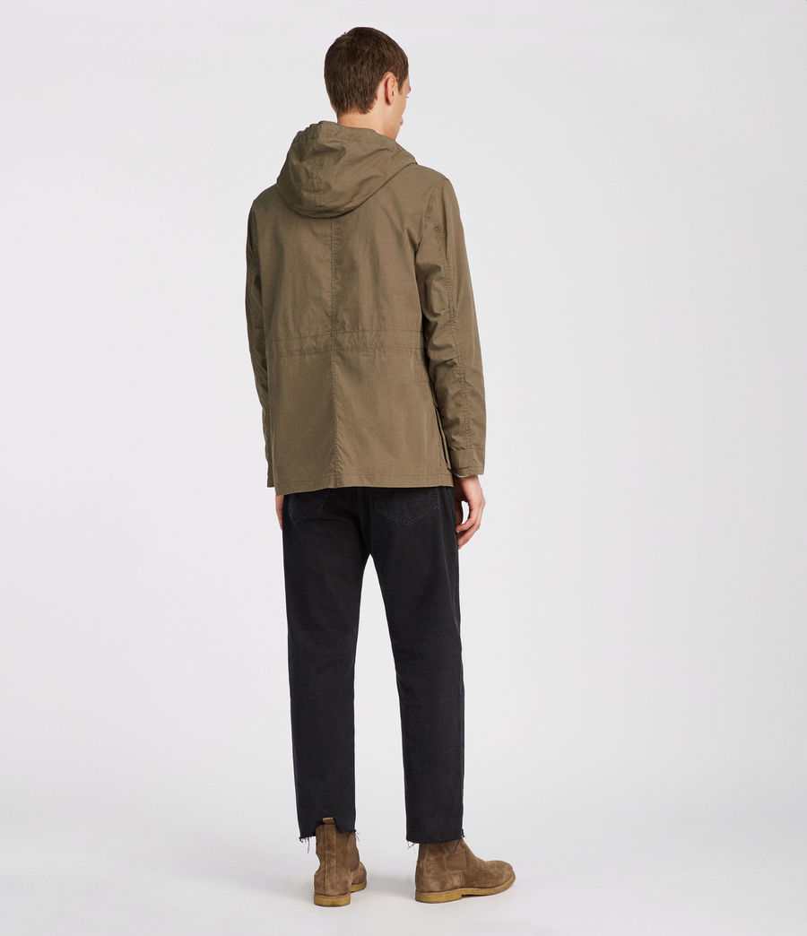 Mens Umaro Jacket (khaki_green) - Image 5