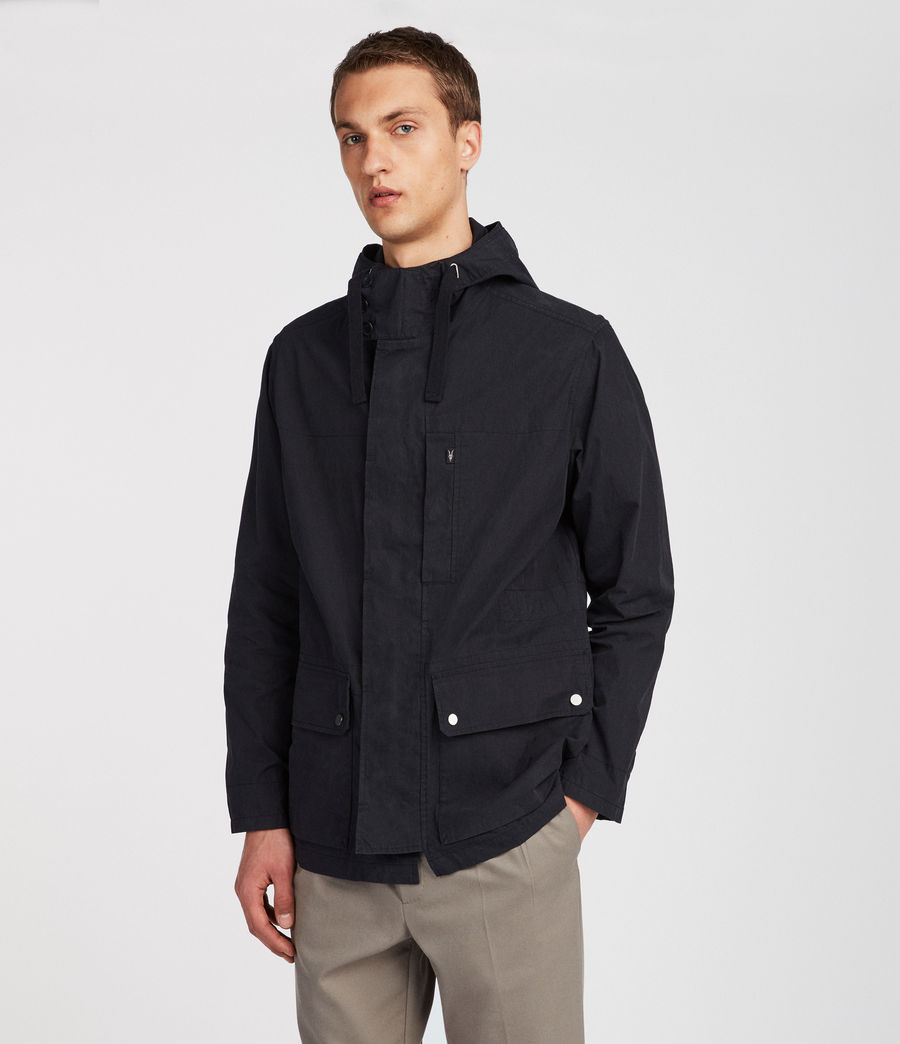 Men's Umaro Jacket (black) - Image 1