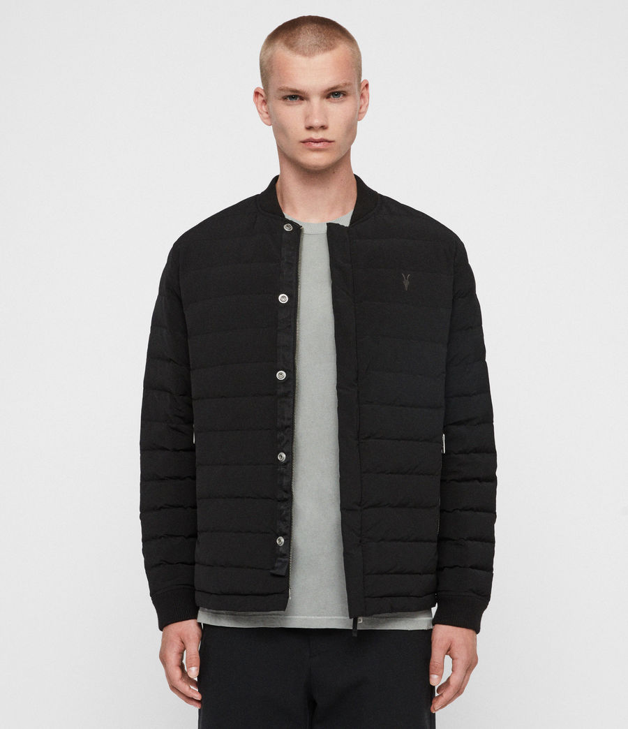 Mens Albion Jacket (black) - Image 1