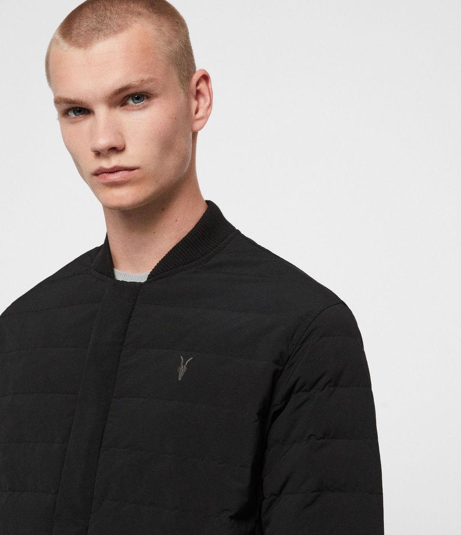 Hommes Veste Albion (black) - Image 5