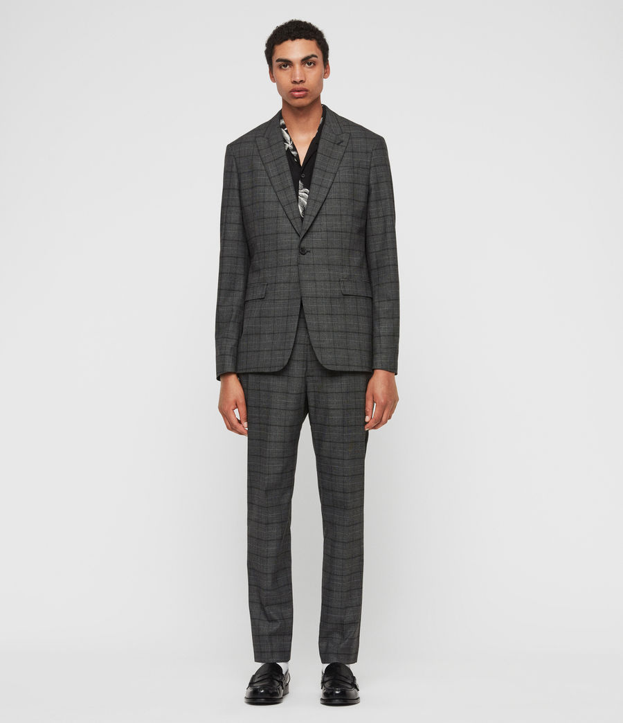 Men's Rathbone Blazer (grey) - Image 3