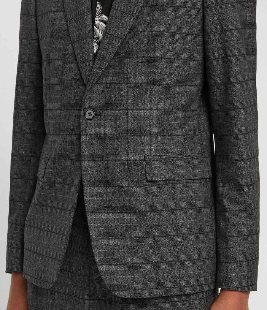 Mens Rathbone Blazer (grey) - Image 5