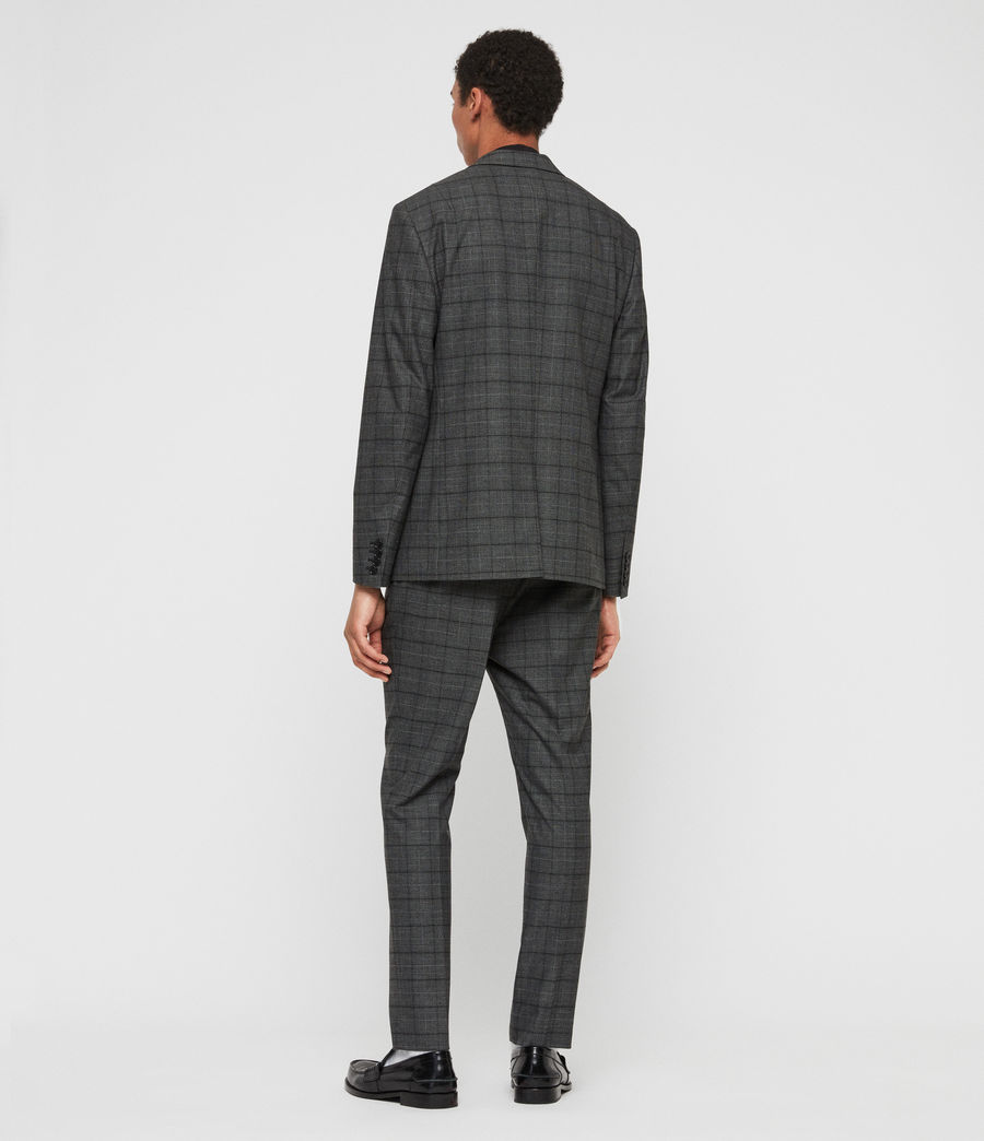 Men's Rathbone Blazer (grey) - Image 7