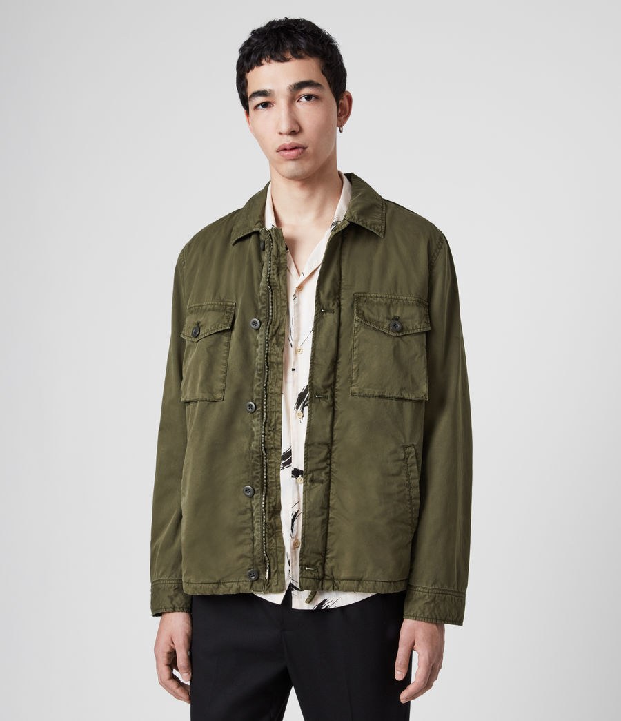 Men's Colridge Jacket (khaki_brown) - Image 2
