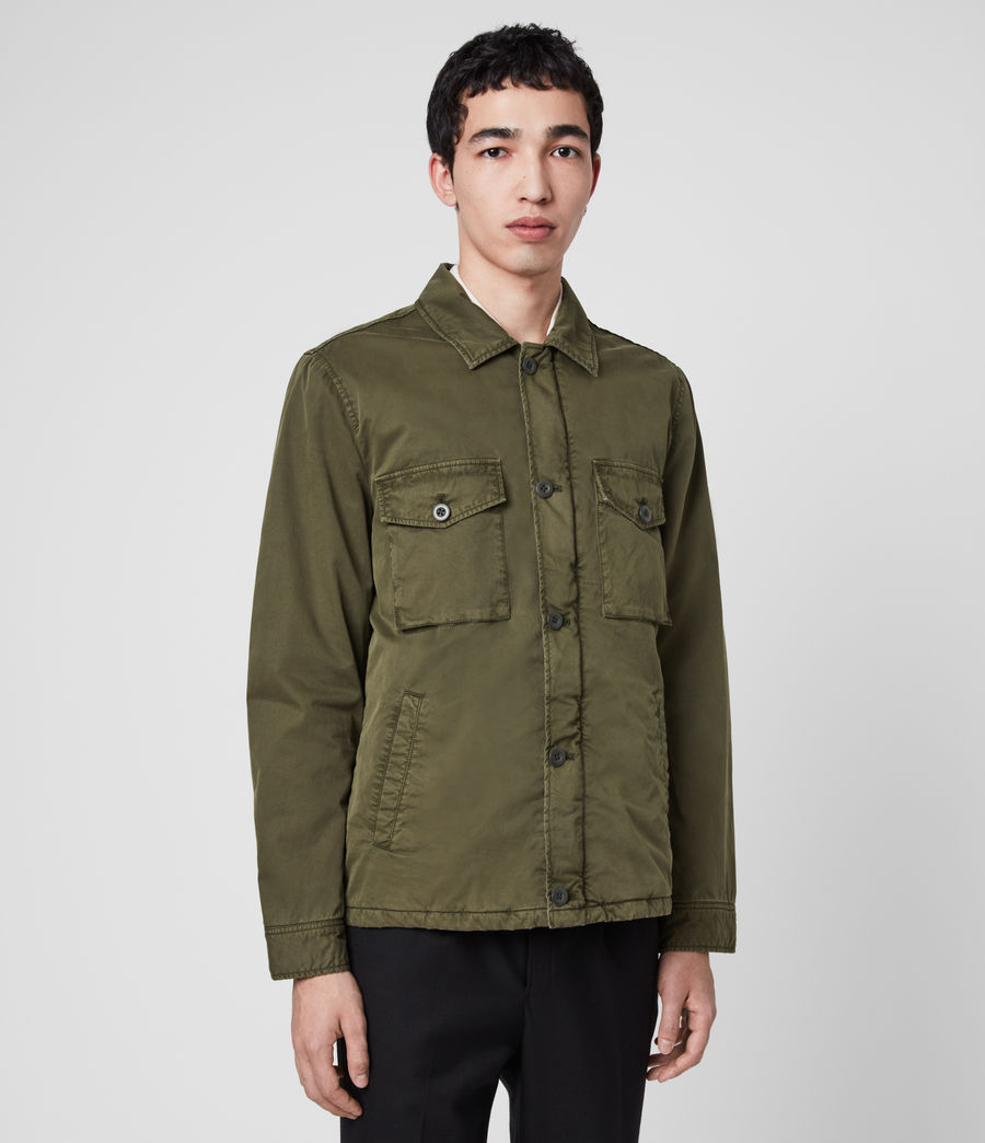 Men's Colridge Jacket (khaki_brown) - Image 4