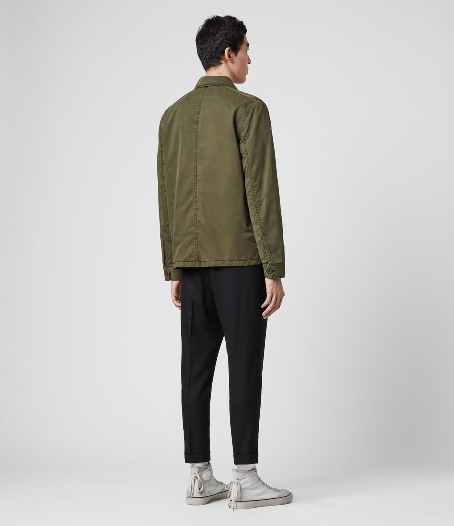 Men's Colridge Jacket (khaki_brown) - Image 5