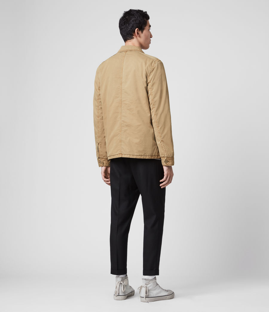 Men's Colridge Jacket (cord_taupe) - Image 6