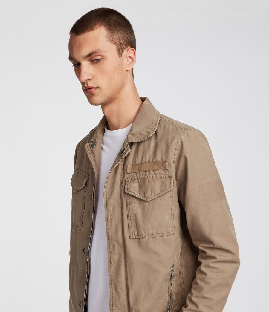 Hombre Chaqueta Filmore (taupe_brown) - Image 2