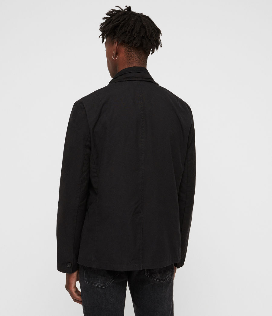Mens Brook Blazer (black) - Image 6