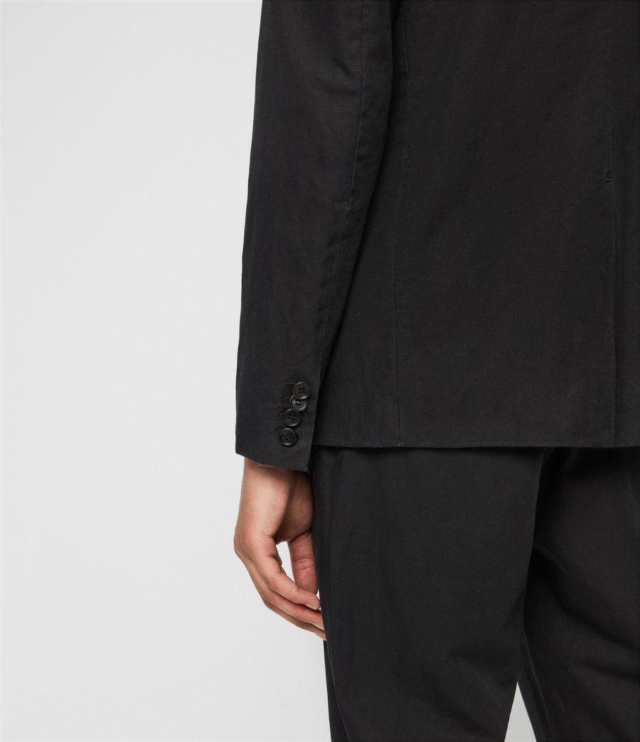 Men's Drayson Blazer (washed_black) - Image 5