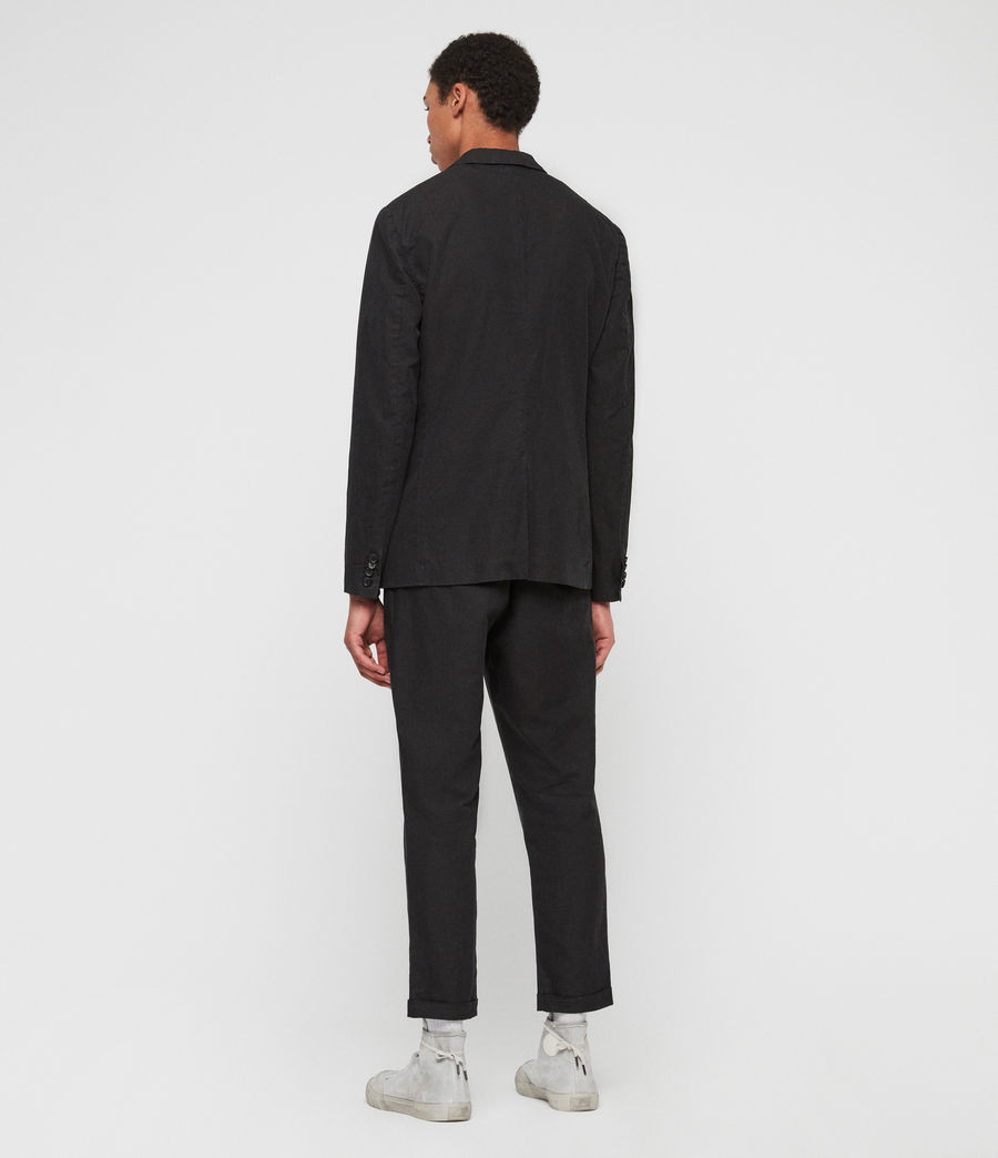 Men's Drayson Blazer (washed_black) - Image 7